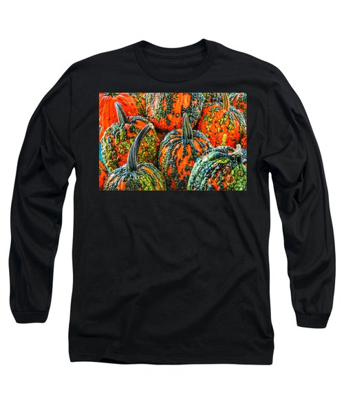Warty Pumkins  Long Sleeve T-Shirt