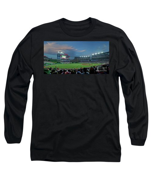 Washington Nationals In Our Nations Capitol Long Sleeve T-Shirt