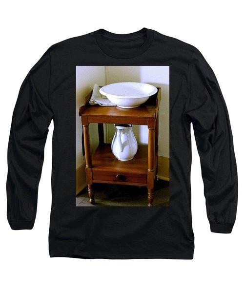 Washstand Long Sleeve T-Shirt