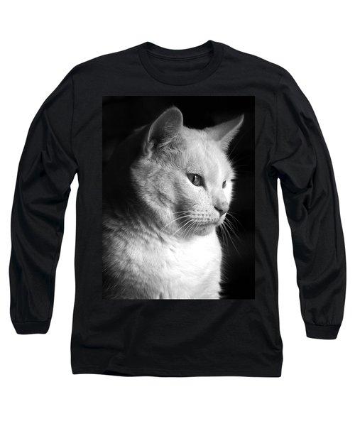 Watchful Long Sleeve T-Shirt by Bob Orsillo