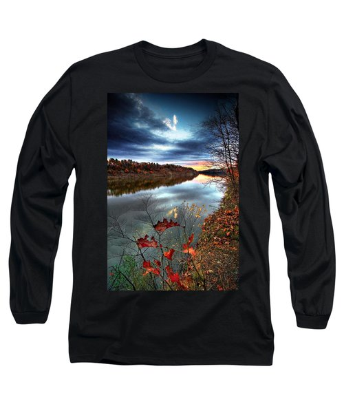 Water Colors Long Sleeve T-Shirt