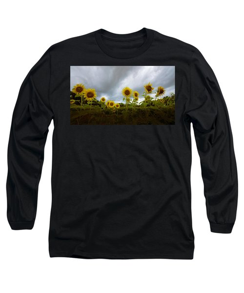 Water Daily Long Sleeve T-Shirt