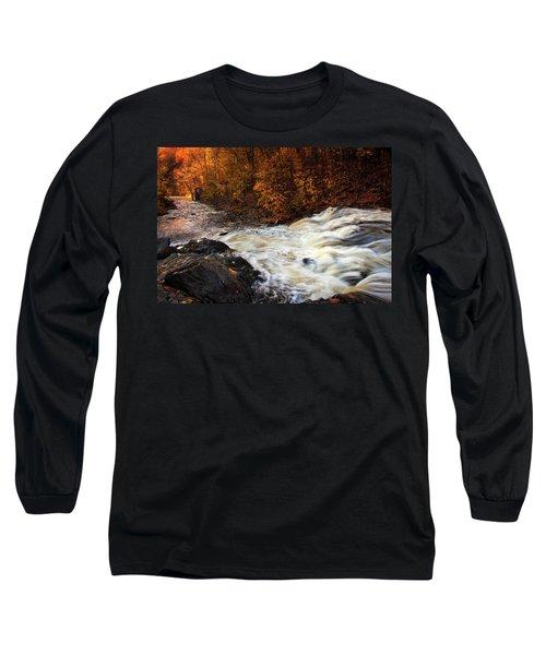 Water Dances Long Sleeve T-Shirt