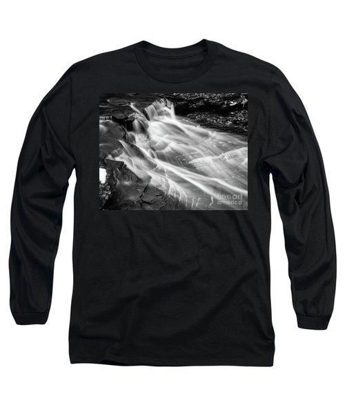 Water Falls Long Sleeve T-Shirt