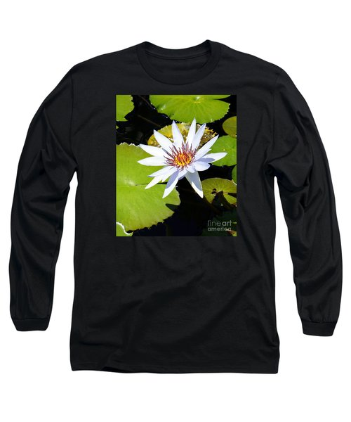 Water Lily 10 Long Sleeve T-Shirt