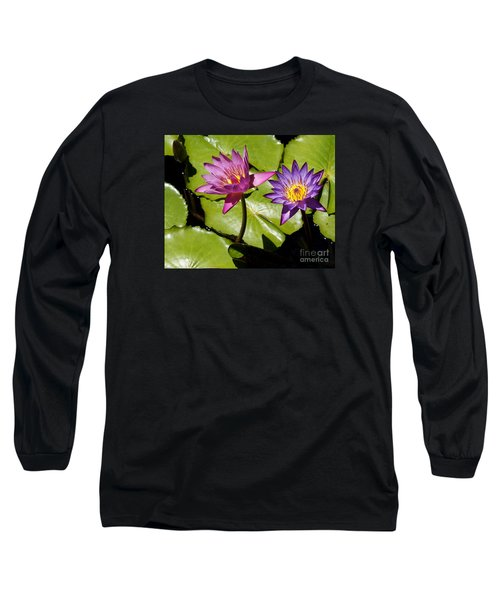 Water Lily 14 Long Sleeve T-Shirt