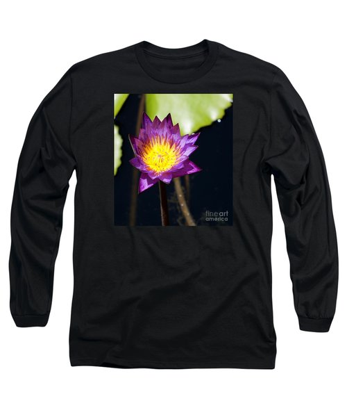 Water Lily 15 Long Sleeve T-Shirt