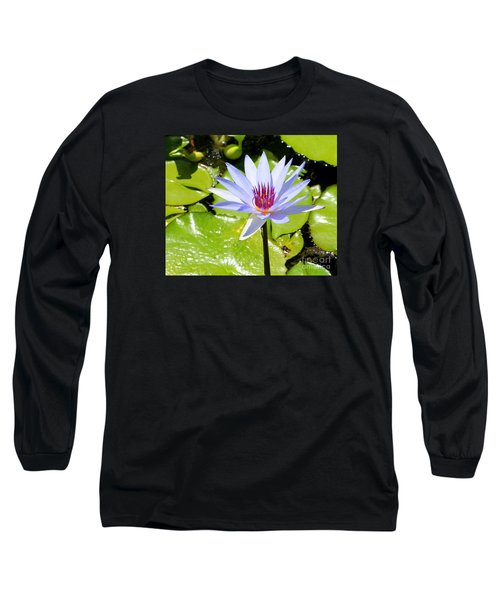Water Lily 4 Long Sleeve T-Shirt