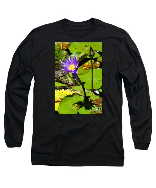 Water Lily 6 Long Sleeve T-Shirt