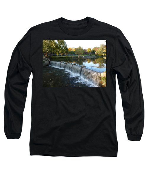 Water Over The Dam Long Sleeve T-Shirt