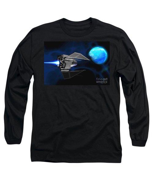 Water Planet Long Sleeve T-Shirt