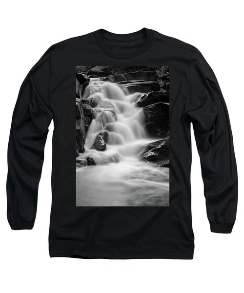 water stair in Ilsetal, Harz Long Sleeve T-Shirt by Andreas Levi