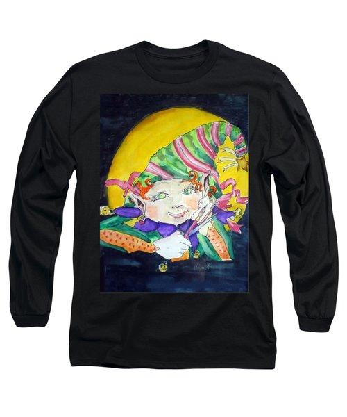 Elfin Artist Long Sleeve T-Shirt