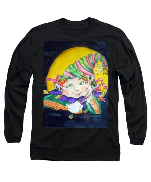 Elfin Artist Long Sleeve T-Shirt