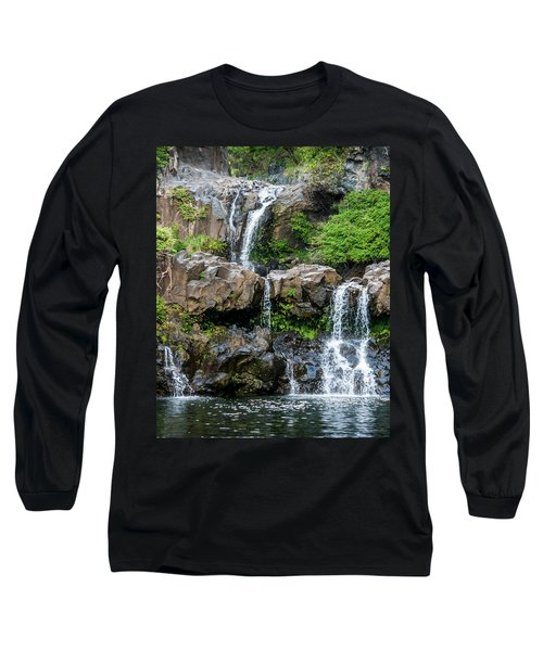 Waterfall Series Long Sleeve T-Shirt