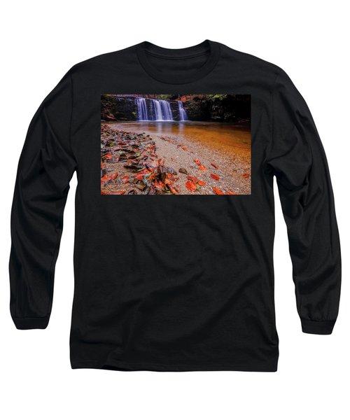 Waterfall-8 Long Sleeve T-Shirt