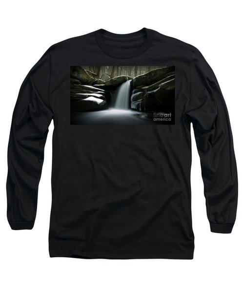 Waterfall From A Dream Long Sleeve T-Shirt