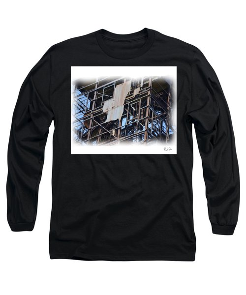 Waterfront Decay Three Long Sleeve T-Shirt