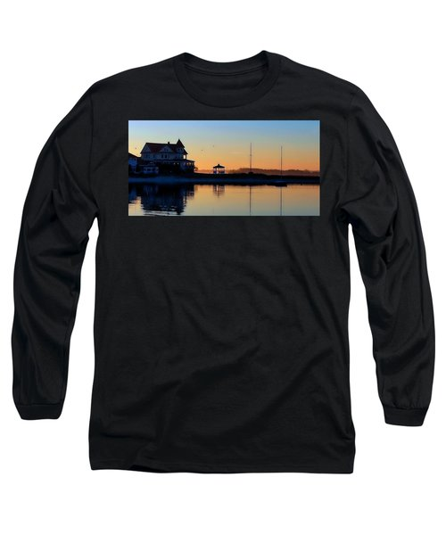 Waterfront Living Long Sleeve T-Shirt