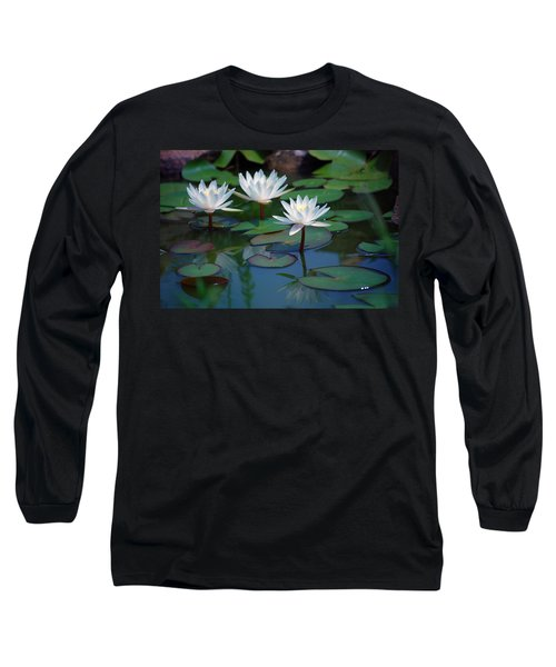 Waterlilys Long Sleeve T-Shirt