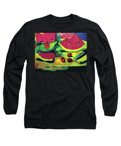 Watermelons Long Sleeve T-Shirt
