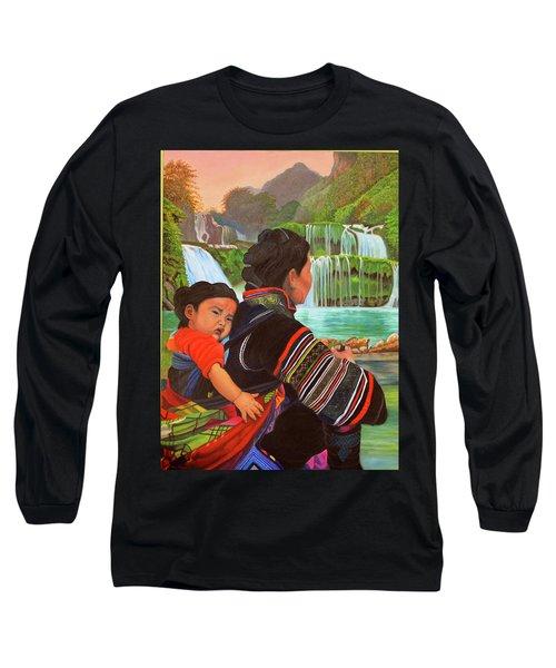 Waterworld Long Sleeve T-Shirt
