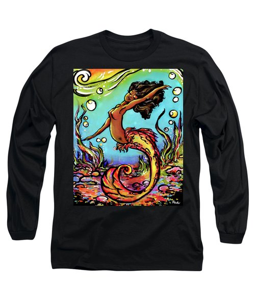 Wave Dancer  Long Sleeve T-Shirt