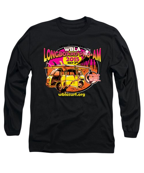 Wbla 2015 For Promo Items Long Sleeve T-Shirt by William Love