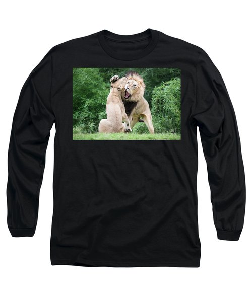 We Are Only Playing Long Sleeve T-Shirt