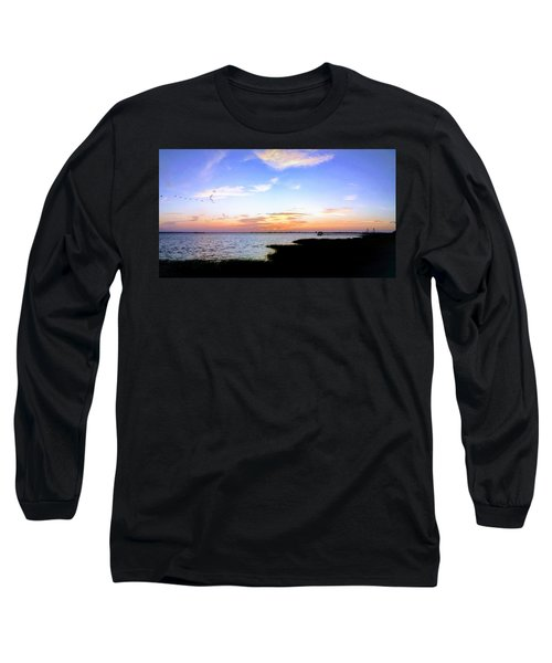 We Have Arrived Long Sleeve T-Shirt