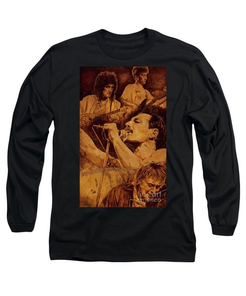 We Will Rock You Long Sleeve T-Shirt