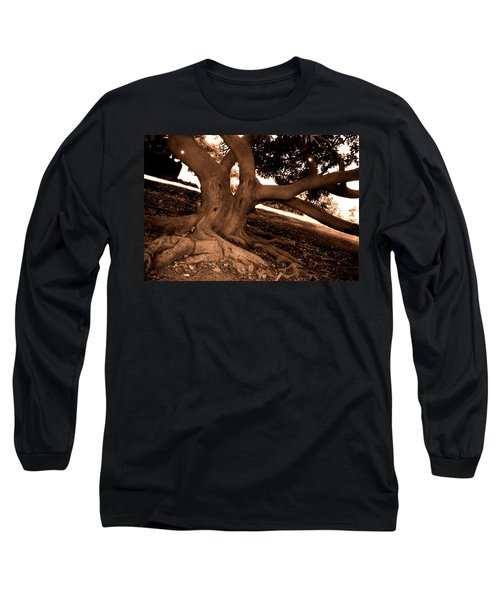 We Would -- Screaming Trees Long Sleeve T-Shirt
