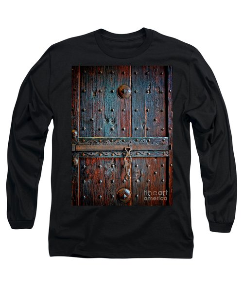 Long Sleeve T-Shirt featuring the photograph Weathered by Gina Savage