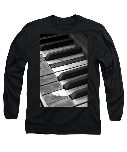 Weathered Music Long Sleeve T-Shirt