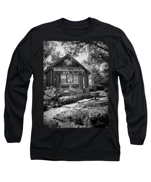 Weathered With Time Long Sleeve T-Shirt