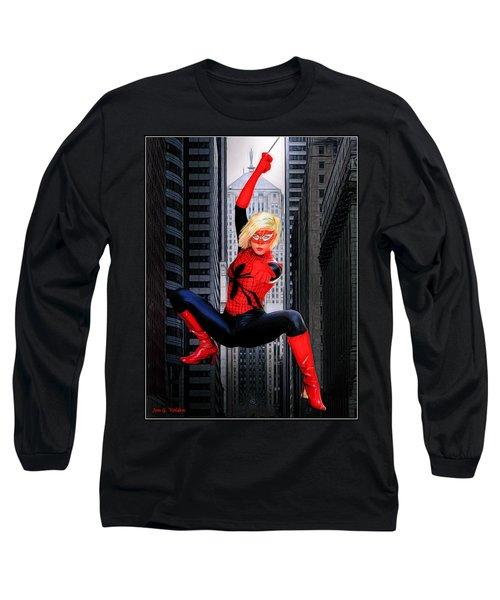 Web Swinger Long Sleeve T-Shirt