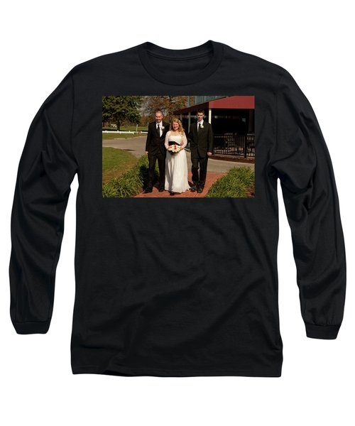 Wedding 2-1 Long Sleeve T-Shirt