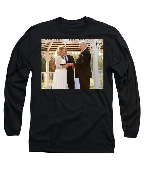 Wedding 2-4 Long Sleeve T-Shirt