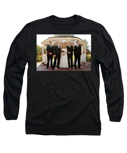 Wedding 2-5 Long Sleeve T-Shirt