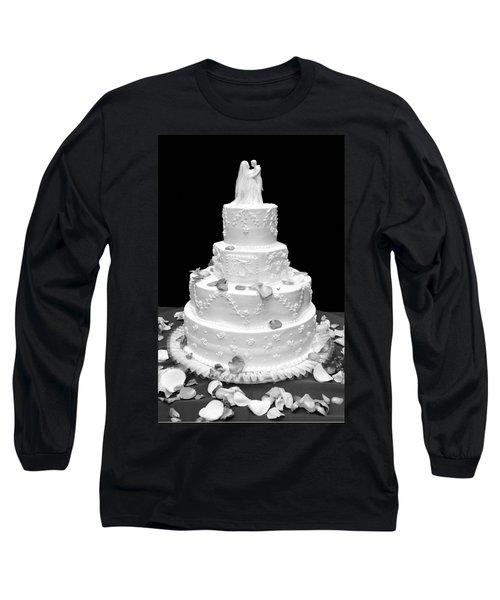 Wedding Cake Long Sleeve T-Shirt