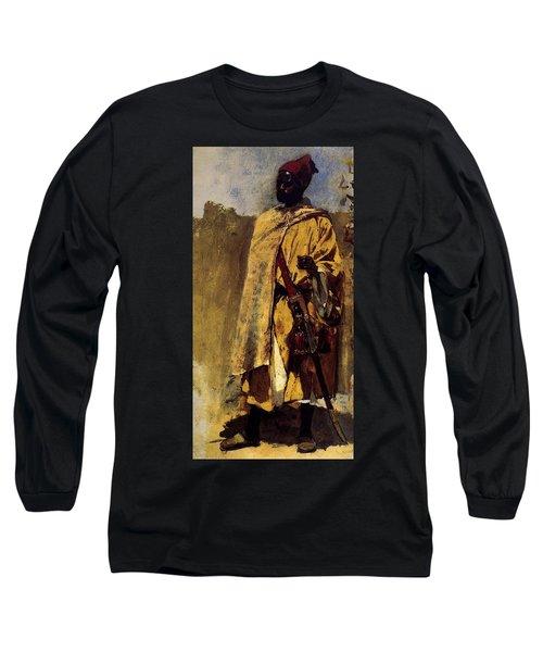 Weeks Edwin Moorish Guard Long Sleeve T-Shirt