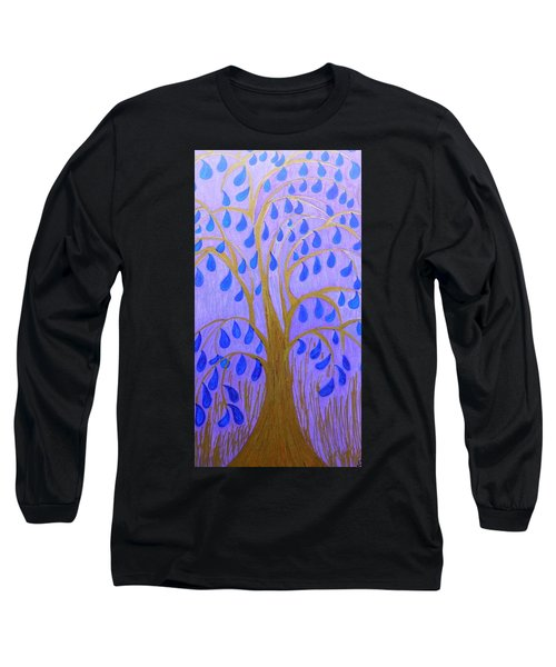 Weeping Tree Long Sleeve T-Shirt