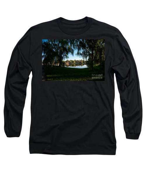 Weeping Willows Long Sleeve T-Shirt