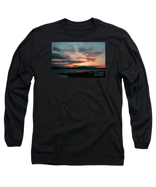 Welcome Beach Sunset 2015 Long Sleeve T-Shirt
