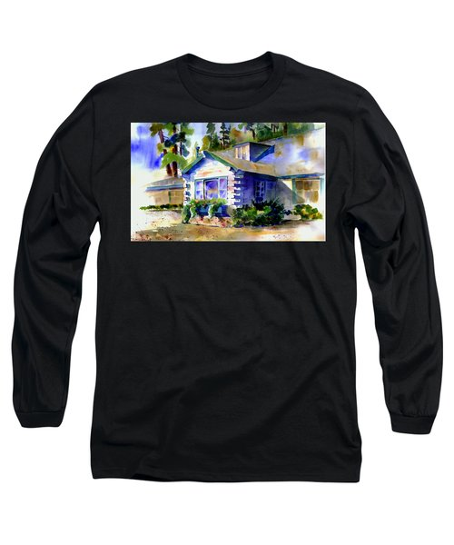 Welcome Window Long Sleeve T-Shirt
