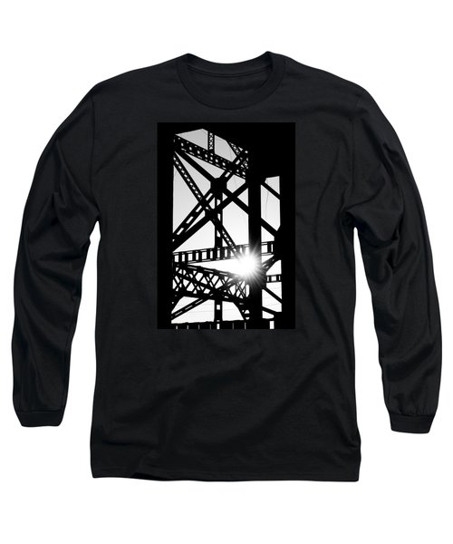 Long Sleeve T-Shirt featuring the photograph Welded by Scott Rackers