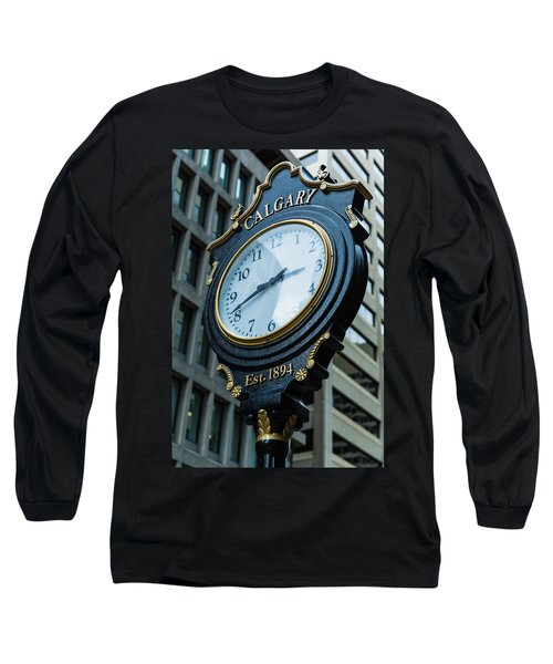 Western Time Long Sleeve T-Shirt