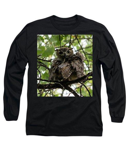 Wet Owl Long Sleeve T-Shirt
