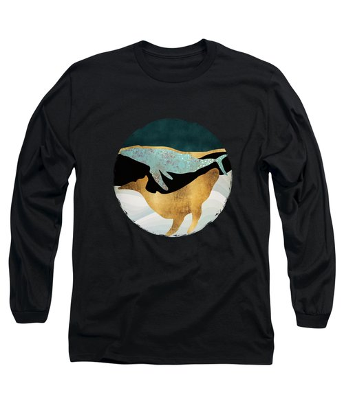 Whale Song Long Sleeve T-Shirt