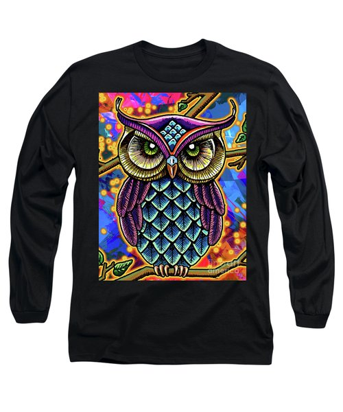 What A Hoot Long Sleeve T-Shirt